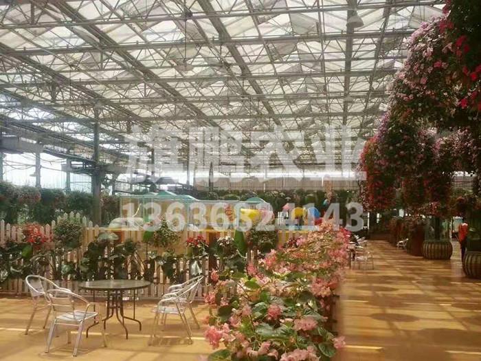 园艺景观温室大棚